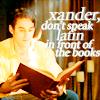 Xander latin