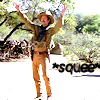 sarah: squee buck