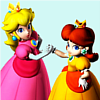 .: Mario - Peach and Daisy