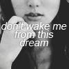 Ce *: [ o t h e r s] ----  you`re my dream