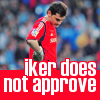 Footie || Real || Iker - Doesn't approve