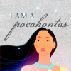 ♥ Kate: Disney: Pocahontas: Im stamped!