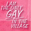 Единственный гей в деревне