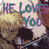 Luna Tiger: HE LOVES YOU