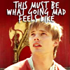 what going mad feels like, Merlin - Arthur - going mad