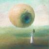 Eyeball and Girl
