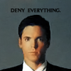 The X-Files; Alex; Deny Everything