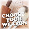 Carrie Leigh: Choose your weapon cooking