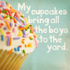 Carrie Leigh: My cupcakes bring all the boys