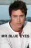 Mr.Blue eyes
