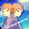 Ouran Twins.