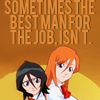 bleach: the women have it