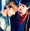 Hide-fan: [Merlin] Arthur/Merlin