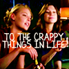 crappy things in life