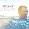 Cally Beck: swim sink