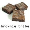 fic: brownie bribe