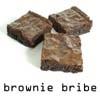 fic: brownie bribe