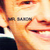 a man you can trust, vote for saxon