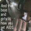 Sammy, AIDS