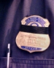 badge black tape