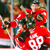hkylvr: Celebration: Blackhawks
