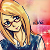 nikki is so vain she icon'd her face