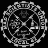Mad Scientists Union (Grayscale)