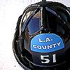 E! Squad 51 Helmet