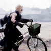 Yoko⋆: FFVII - CLOUD STOLE MY BIKE!