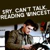 Fandom, Wincest, SPN dean reading wincest