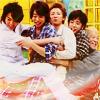 hirokibaby: arashi hug