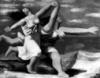 Женщины Пикассо бегут и радуются