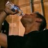 Late Night Drops of Random: Dean drinking water