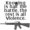 Violence, AR15