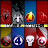 The Mighty Marvel Mansion