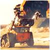 Wall-e: Rawr!