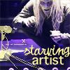 rubybrambleburr: starving artist