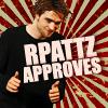 Kristen Erika Robinson: RPattz Approval