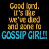 Gossip Girl Text