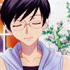 Kyouya cute smile