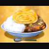 Splash: Digimon Savers - Fried Eggs + Curry = ch