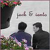 i want to huggle you (and your little dog, too): jack/ianto