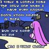 Chobits - Somebody for me, Boulevard of Broken Dreams, I walk a lonely road, Icon of Broken Dreams, I walk alone