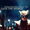 Watchmen: Save the world