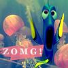"""Nemo """"Dory ZOMG"""""""