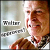 tiki b.: Fringe walter approves