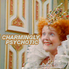 Darksquall: blackadder queenie charmingly psychotic