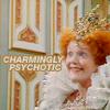 Darksquall: blackadder queenie charmingly psychotic