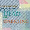 cold men