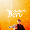 Fictional Tales: FF // Big damn hero
